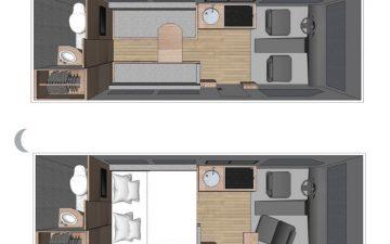 Buchen Klasse C1 C1 VAN-Camper